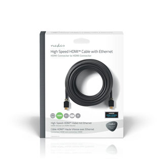 HDMI HIGH SPEED 10M