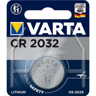 VARTA KNOOPCEL CR2032