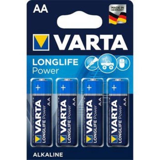 VARTA AA 4STUKS