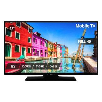 """NIKKEI TV 22"""" DVB-S2/C/T2 CI+"""