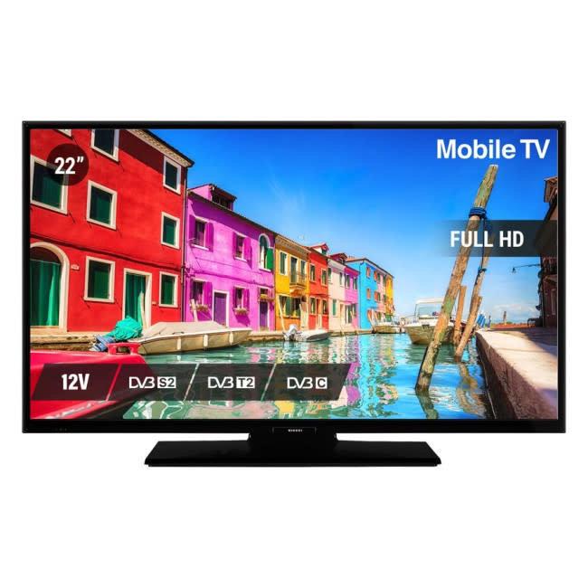 """NIKKEI NIKKEI TV 22"""" DVB-S2/C/T2 CI+"""