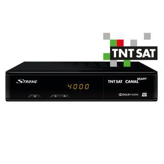 STRONG TNT SAT STRONG SRT7404 + KAART