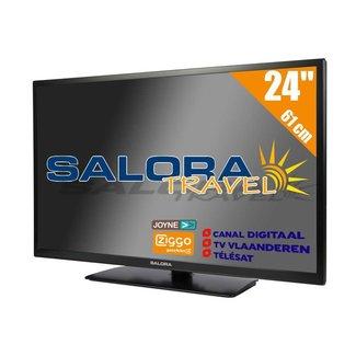 "Salora SALORA TRAVEL DVB-S2 24"""