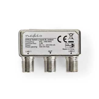 NEDIS 2/1 DISEQC SWITCH