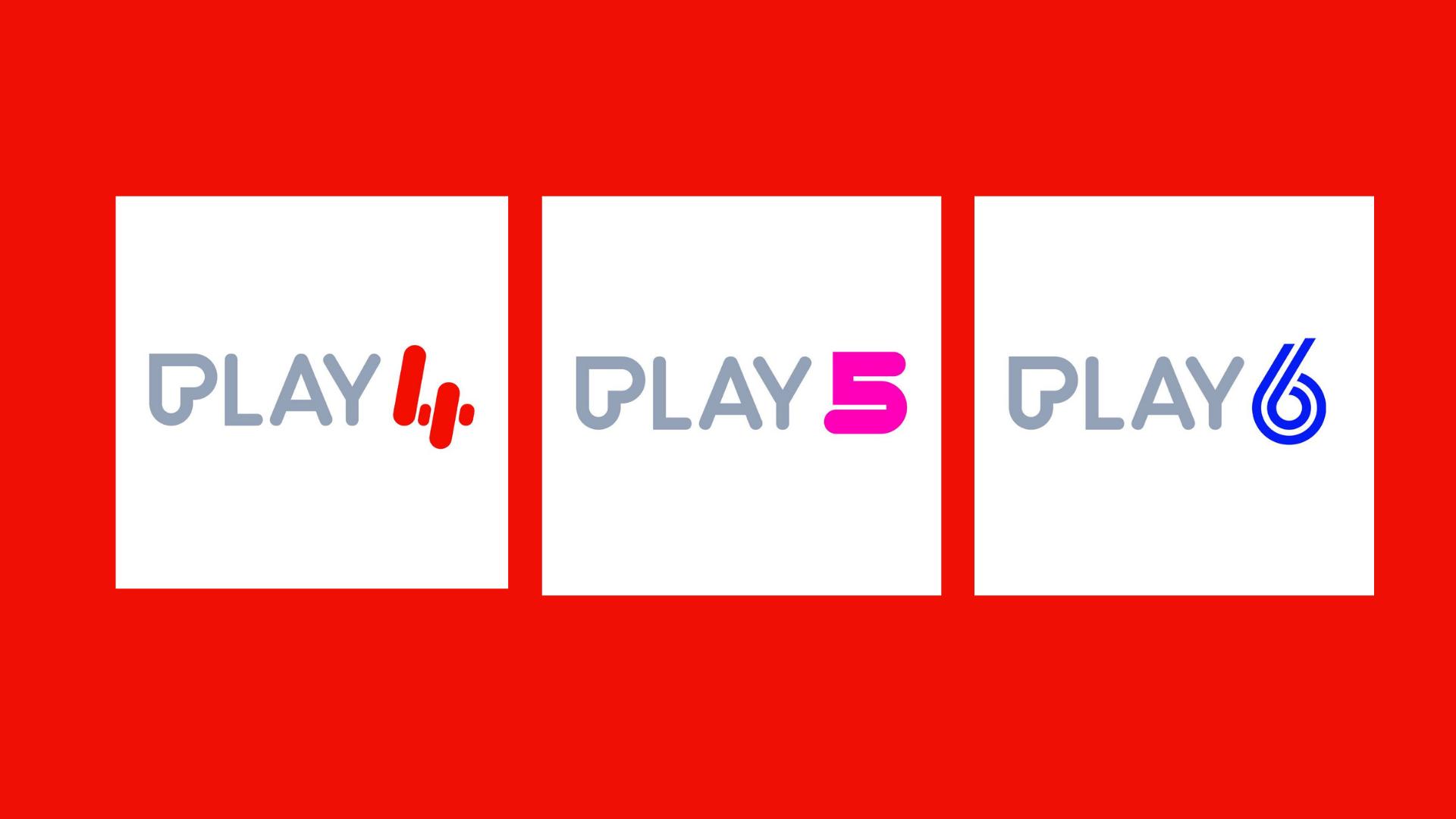 SBS LANCEERT PLAY4, PLAY5 EN PLAY6