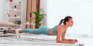 Easy workout voor je tv: 5 korte oefeningen