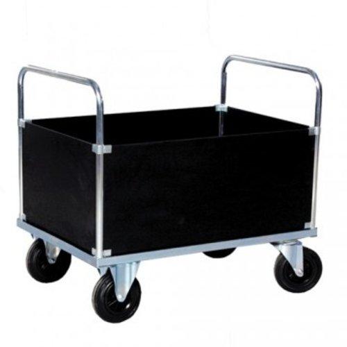ROLLCART Vierwandwagen verzinkt