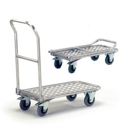 ROLLCART Aluminium Platformwagen inklapbaar 720x450 mm