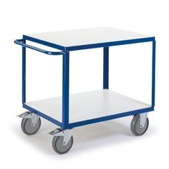 ESD tafelwagen met 2 etages