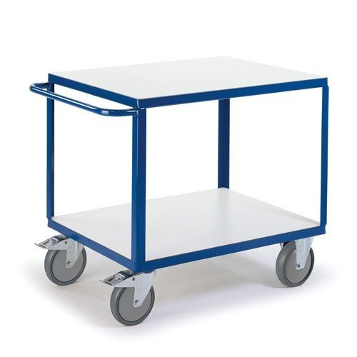 ROLLCART ESD tafelwagen met 2 etages