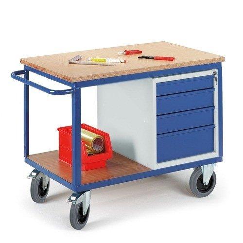 ROLLCART   Werkplaatswagen met ladenkast