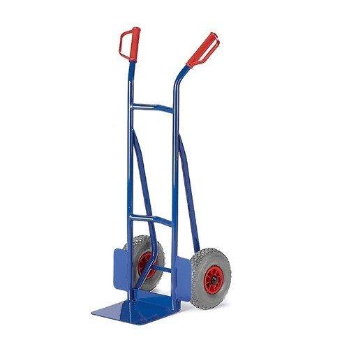 ROLLCART Steekwagen op volrubber banden