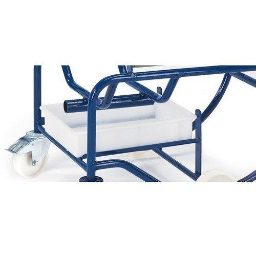 ROLLCART Opvangbak voor vatenkantelaar vat 200 ltr