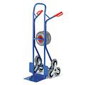 ROLLCART Inklapbare trappensteekwagen met verwisselbare banden