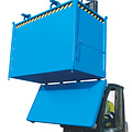 BAUER Bodemklepcontainer Type FB