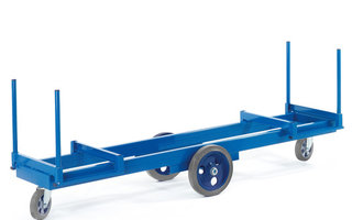 Langmateriaalwagens
