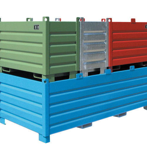 BAUER Inzamelcontainer-systeem Type SBS