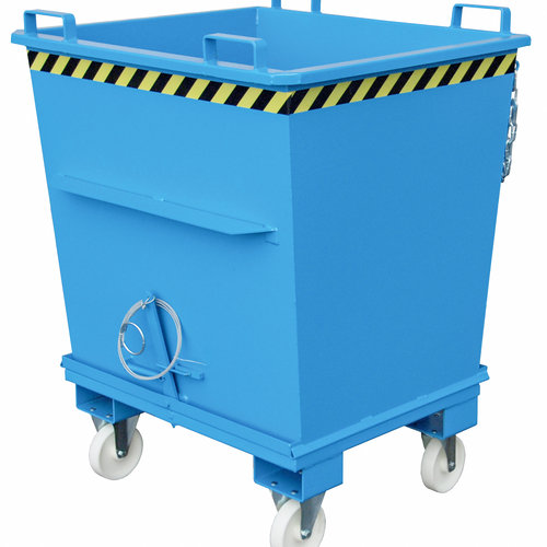 BAUER Bodemklepcontainer Type BKB
