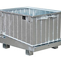 BAUER Bodemklepcontainer Type HKB