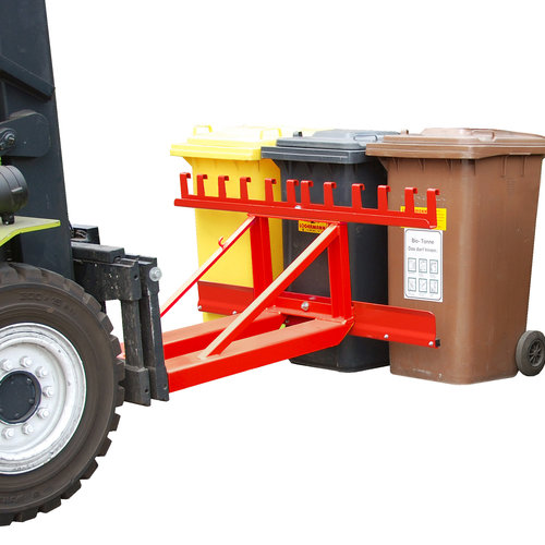 BAUER Afvalcontainer-Heffer Type MH