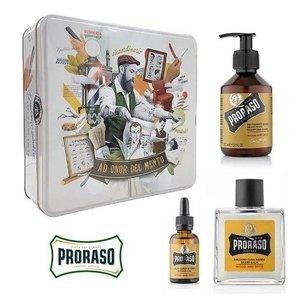 Proraso Baardverzorging Cadeauset Wood & Spice