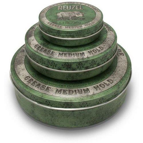 Reuzel Reuzel Grease Medium Hold Green