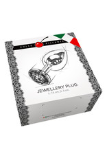Dolce piccante Jewellery plug ribbed