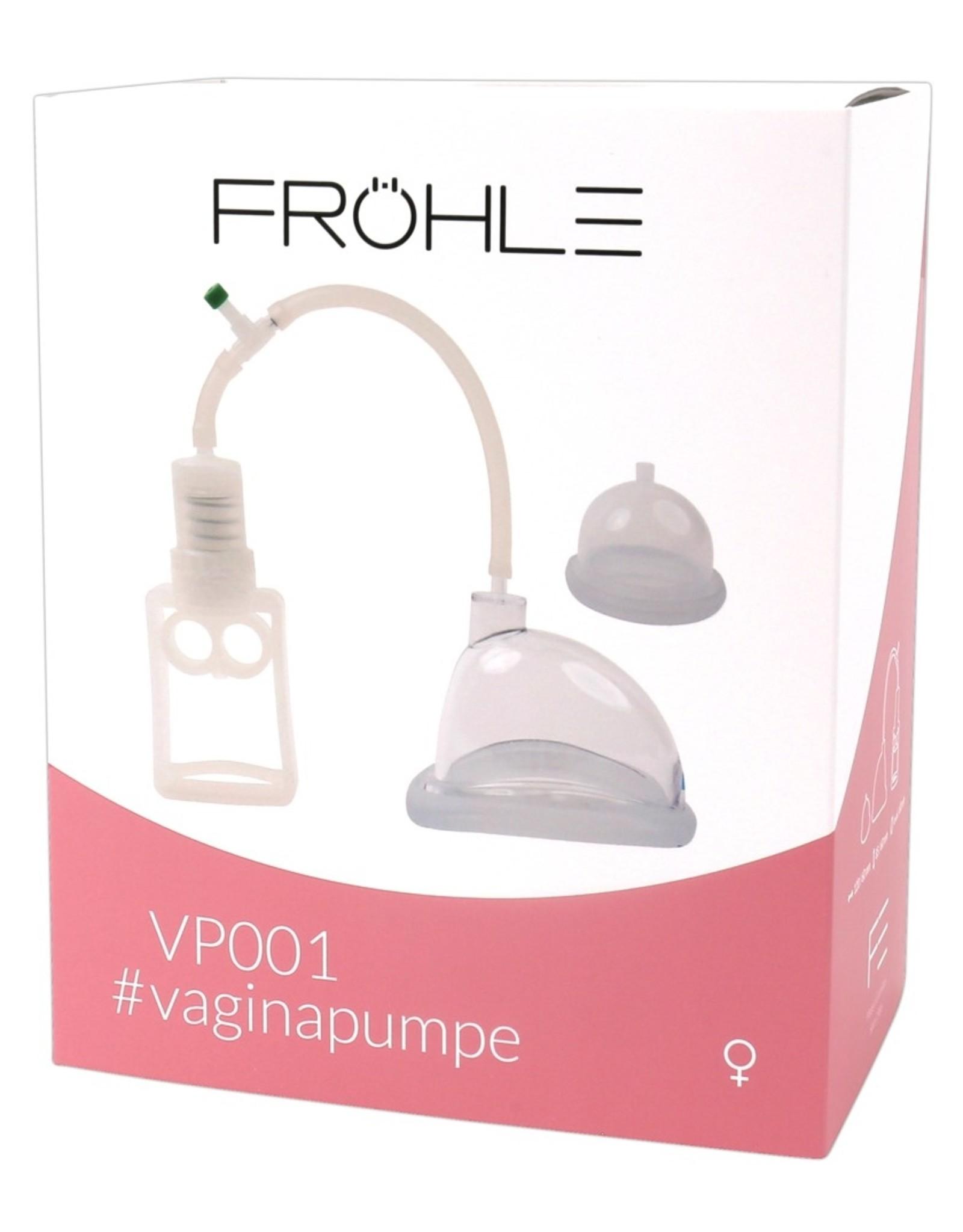 Fröhle Vaginapomp