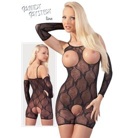 Mandy Mystery Cycling Shorts Catsuit