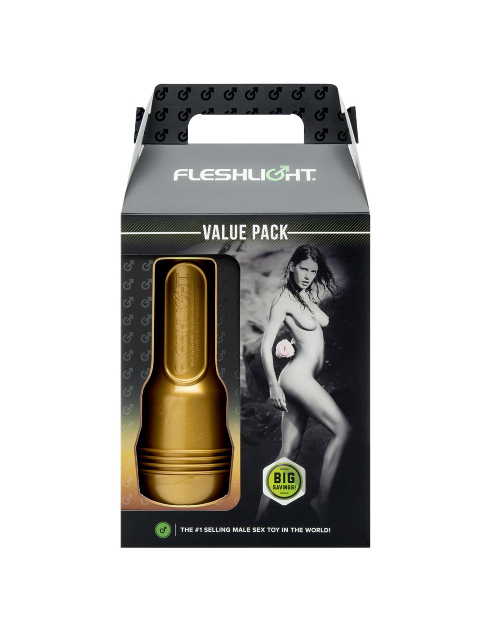 Fleshlight FLESHLIGHT STAMINA TRAINING UNIT VALUE PACK