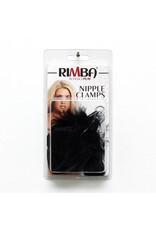 Nipple clamps veer zwart