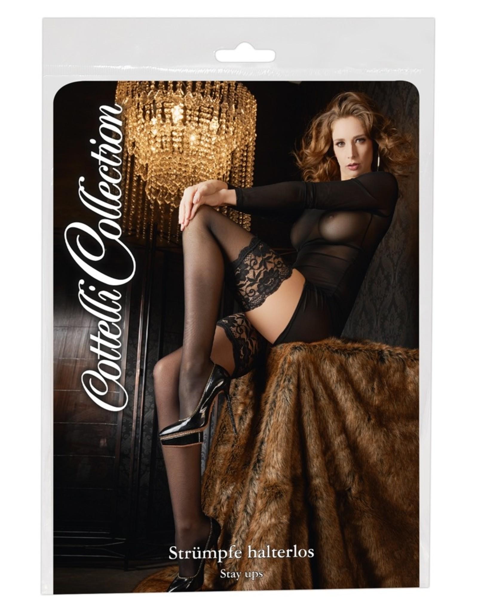 Cottelli Collection Hold-up kousen