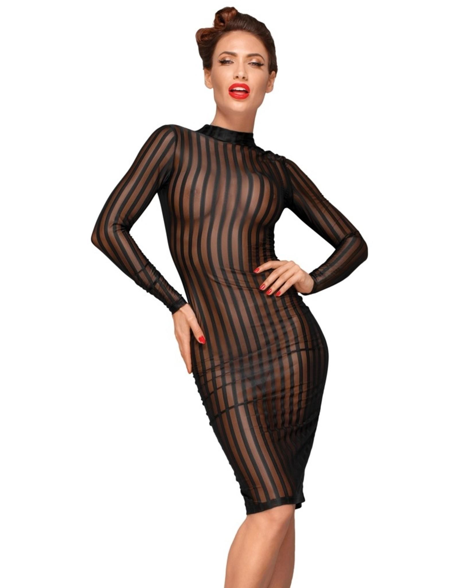 NOIR Handmade NOIR Striped dress