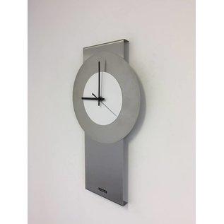 ChantalBrandO Wandklok Pendulum White