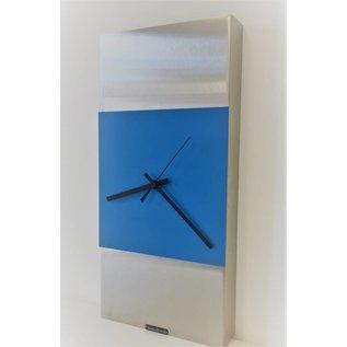 Klokkendiscounter Wandklok ExtraVaganza-Blue
