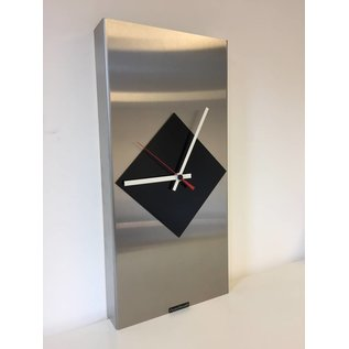 Klokkendiscounter Wanduhr ExtraVaganza-Black Window