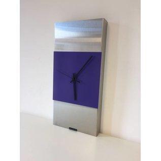 Klokkendiscounter Wanduhr ExtraVaganza  Purple