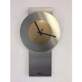 ChantalBrandO Wandklok Pendulum Gold