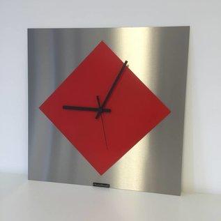 Klokkendiscounter Wandklok Red Window