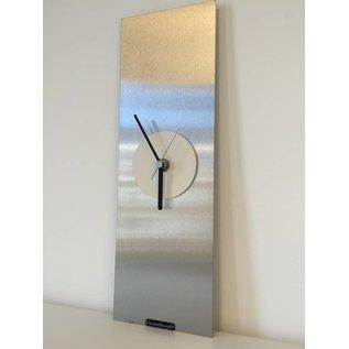 Klokkendiscounter Wanduhr White Eye Modern Design