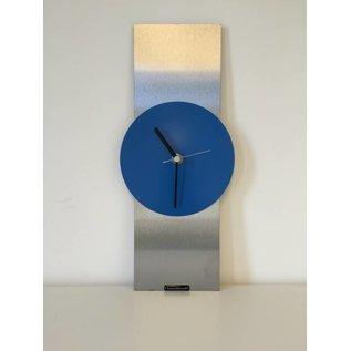 Klokkendiscounter Wanduhr Blue Haze Modern Design