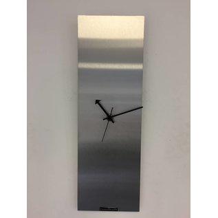 Klokkendiscounter Wanduhr Edelstahl New Orleans Design