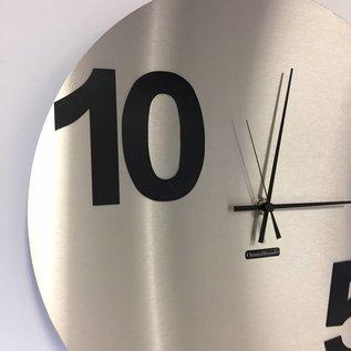 Klokkendiscounter Wandklok Rond TEN-FIVE Modern Design