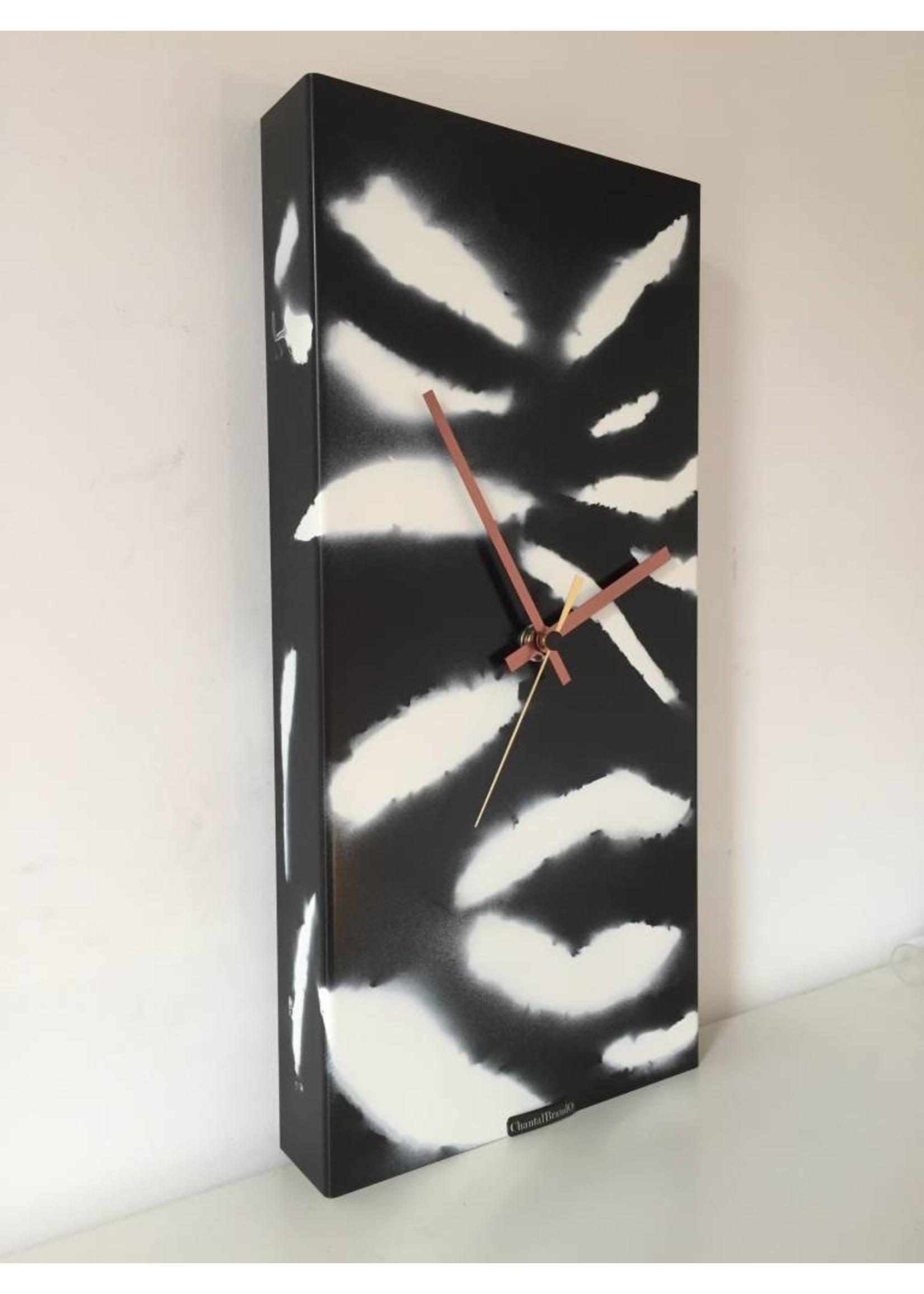 Klokkendiscounter Wandklok Zebra Design