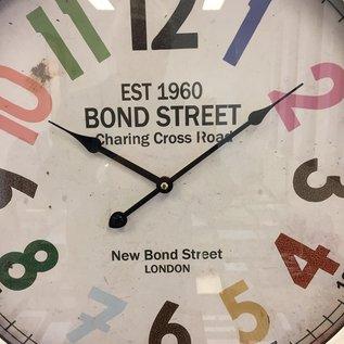 NiceTime Wanduhr Bondstreet