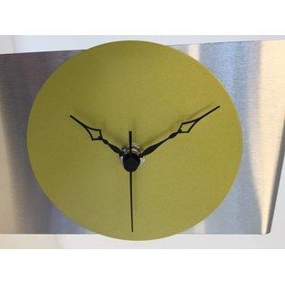 Klokkendiscounter Tischuhr Modena Limone