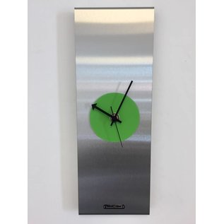 Klokkendiscounter Wanduhr Green Eye