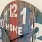 NiceTime Wanduhr HOME Vintage look
