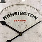 NiceTime Wandklok station Kensington 1879