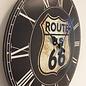 NiceTime Wandklok USA Route 66
